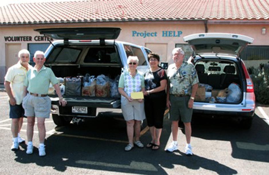 Incredible Project Help members